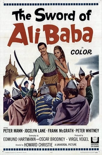 Poster of The Sword of Ali Baba