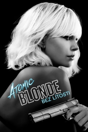 Poster of Atomic Blonde: Bez lítosti