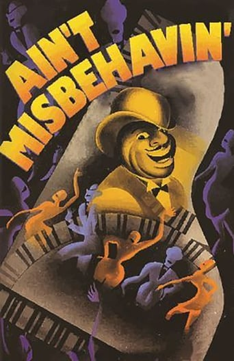 Poster of Ain't Misbehavin'
