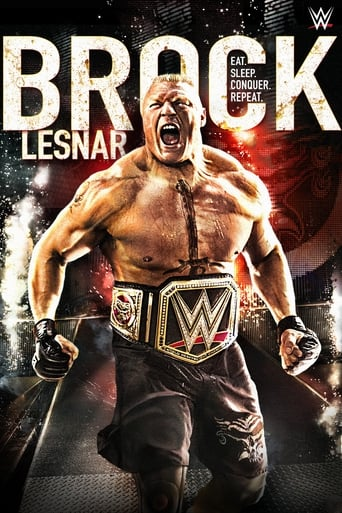 Brock Lesnar: Eat, Sleep. Conquer. Repeat
