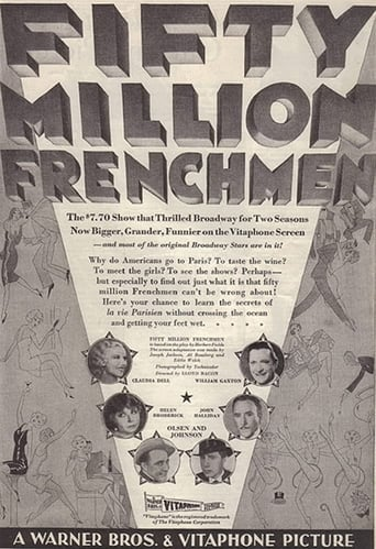 Poster of 50 Million Frenchmen