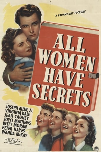 Poster of All Women Have Secrets