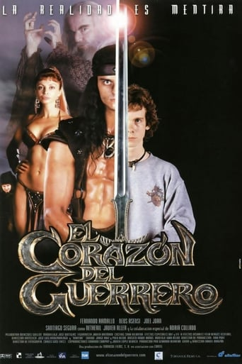 Poster of Heart of the Warrior