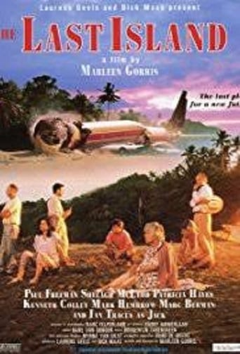 Poster of The Last Island