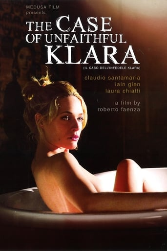 Poster of The Case of Unfaithful Klara