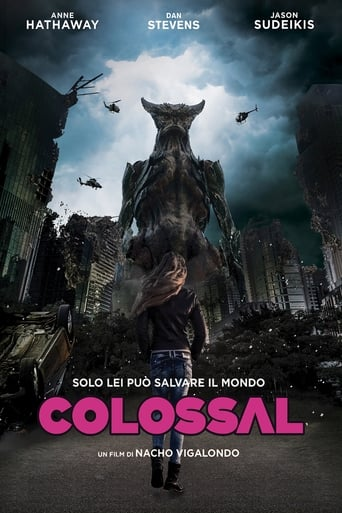 Poster of Colossal