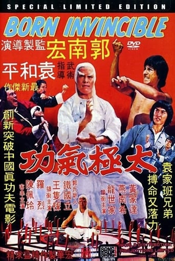 Poster of Born Invincible