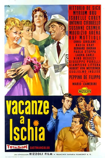 Poster of Holiday Island