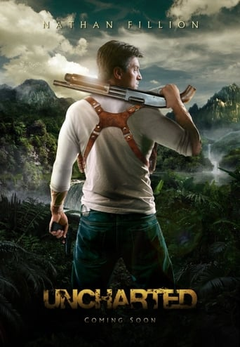 Poster of Uncharted: Drake's Fortune