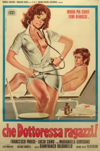 Poster of Che dottoressa ragazzi!