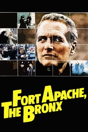 Poster of Fort Apache, the Bronx