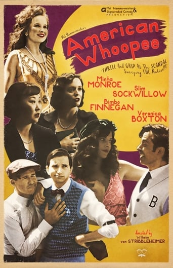 Poster of American Whoopee