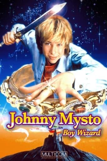 Poster of Johnny Mysto: Boy Wizard