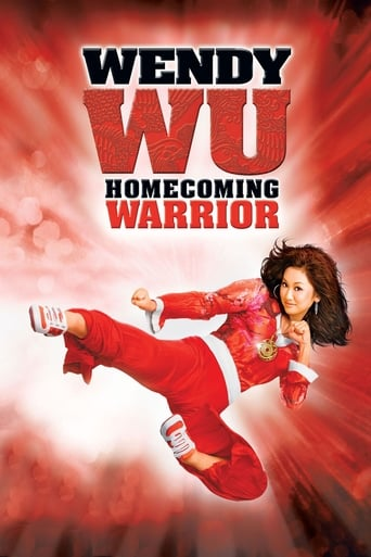 Poster of Wendy Wu: Homecoming Warrior