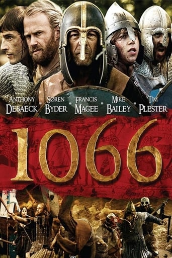 Poster of 1066: The Battle for Middle Earth
