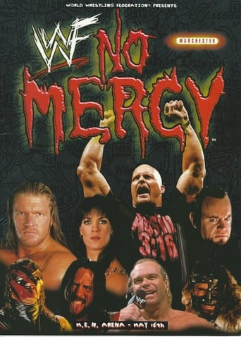 Poster of WWE No Mercy (UK) 1999