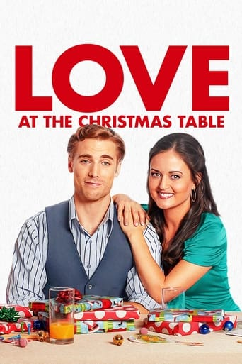 Poster of Love at the Christmas Table
