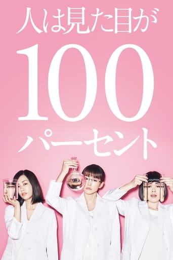 Poster of 人は見た目が100パーセント
