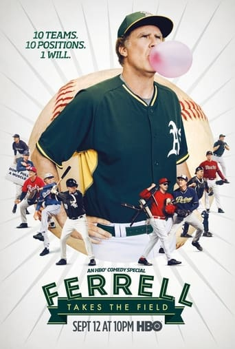 Poster of Ferrell Takes the Field
