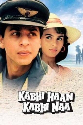 Poster of Kabhi Haan Kabhi Naa