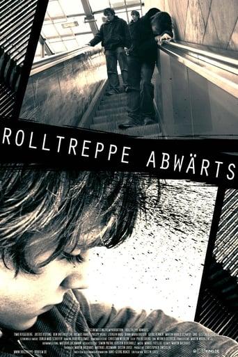Poster of Rolltreppe abwärts
