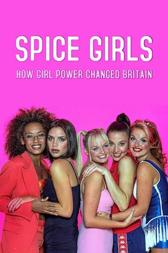Poster of Spice Girls: How Girl Power Changed Britain
