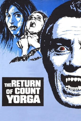 Poster of The Return of Count Yorga