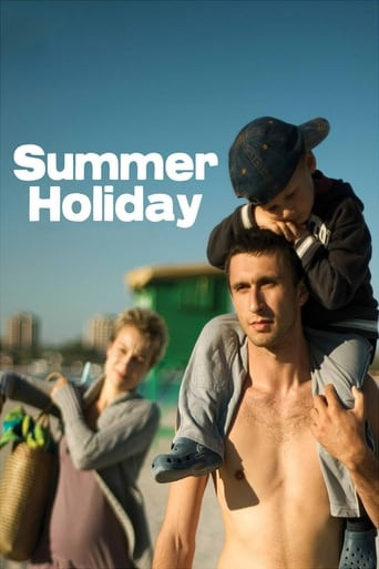 Poster of Summer Holiday