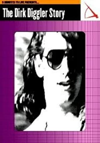 Poster of The Dirk Diggler Story