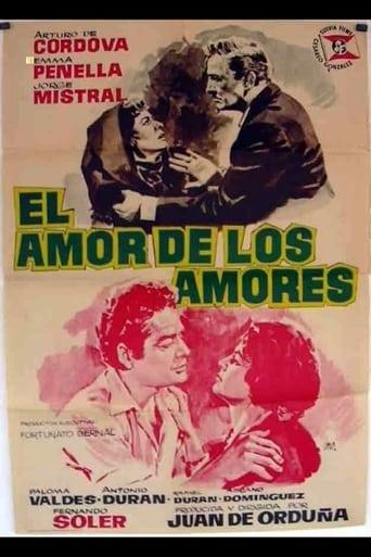 Poster of El amor de los amores