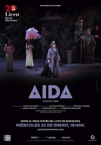 Aida Gran Teatre del Liceu   Ópera en directo Temporada 19/20