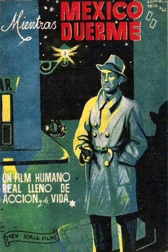 Poster of Mientras México duerme