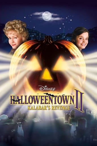Poster of Halloweentown II: Kalabar's Revenge