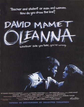 Poster of Oleanna