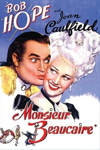 Poster of Monsieur Beaucaire