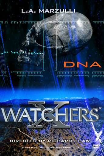 Poster of Watchers X
