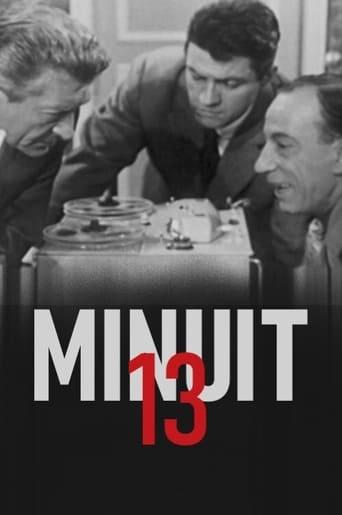 Poster of Minuit treize