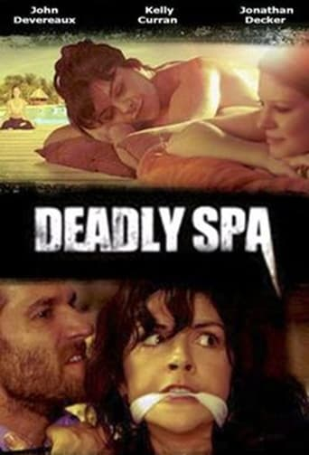 Poster of Deadly Spa