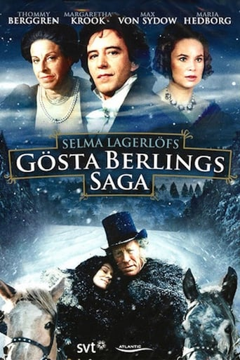 Poster of Gösta Berlings saga