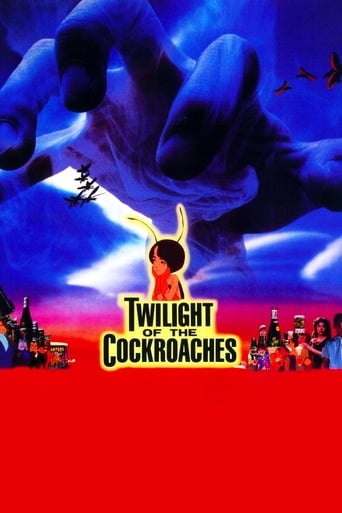 Poster of Twilight of the Cockroaches