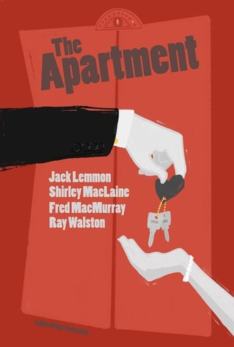 Poster of Inside 'The Apartment'