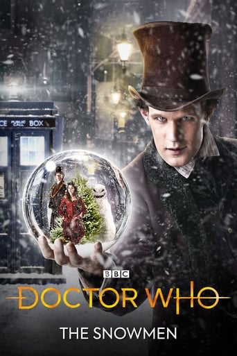 Poster of Doctor Who: The Snowmen