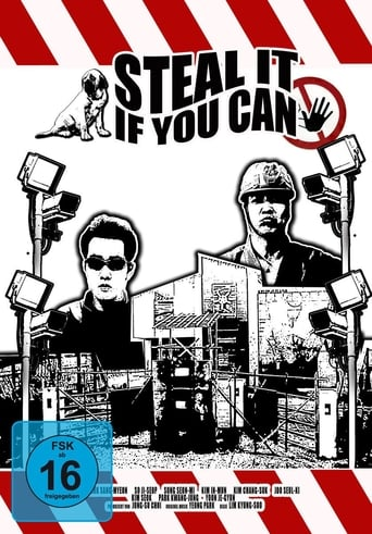 Poster of Steal It If You Can