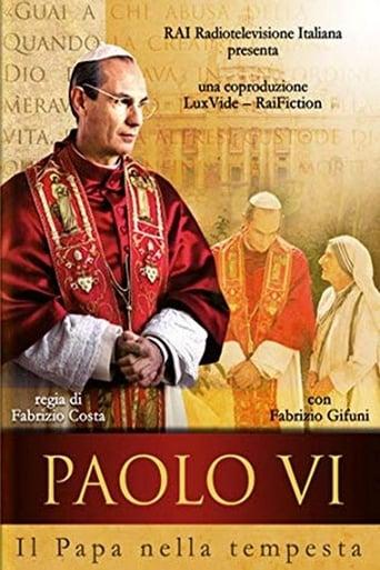Poster of Paolo VI - Il Papa nella tempesta