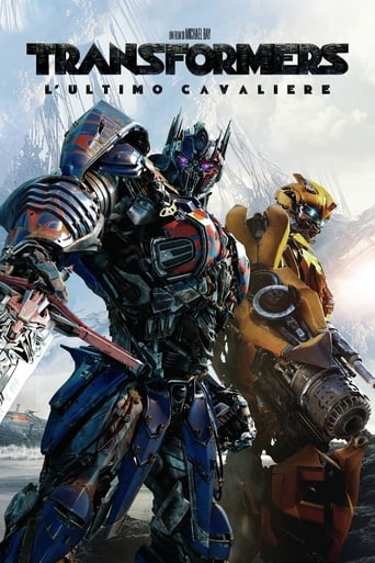 Poster of Transformers - L'ultimo cavaliere