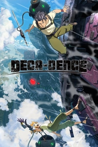 Poster of Deca-Dence
