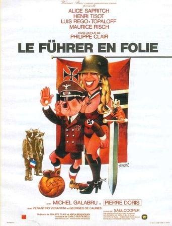 Poster of The Fuhrer Runs Amok