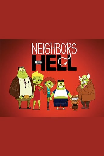 Poster of Neighbors from Hell