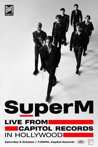 SuperM : Live From Capitol Records in Hollywood