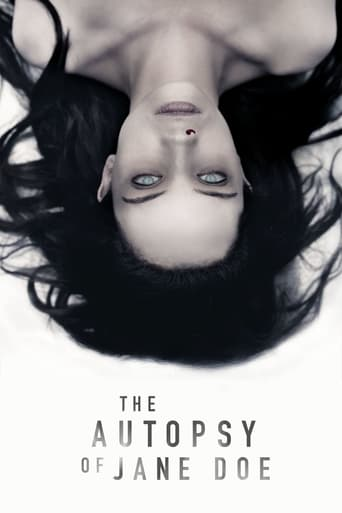 Poster of The Autopsy of Jane Doe